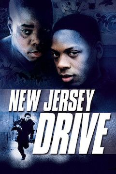 New Jersey Drive movie poster.