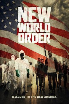 Poster for the movie New World Order