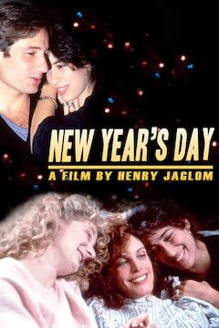 Poster for the movie New Year's Day