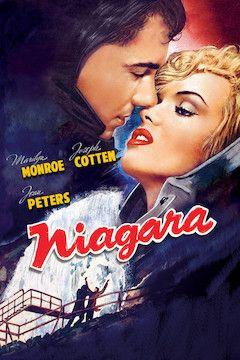 Niagara movie poster.