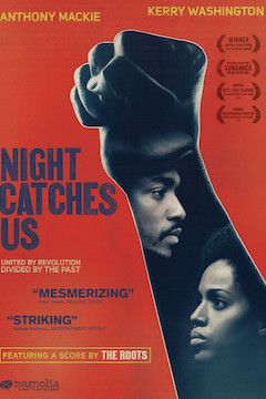 Night Catches Us movie poster.