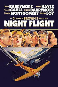 Night Flight movie poster.
