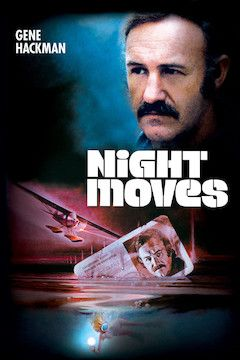 Night Moves movie poster.