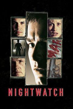 Nightwatch movie poster.