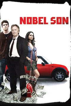 Nobel Son movie poster.