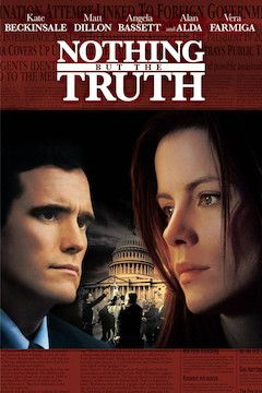 Nothing But the Truth movie poster.