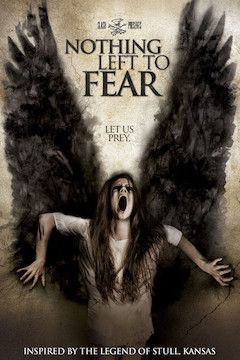 Nothing Left to Fear movie poster.