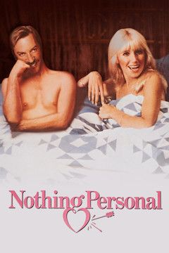Nothing Personal movie poster.