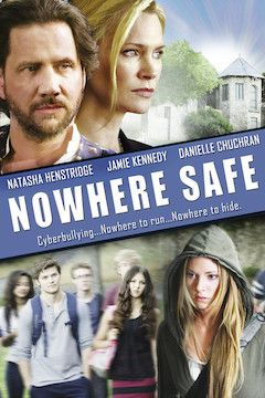 Nowhere Safe movie poster.