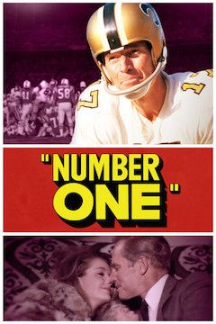 Number One movie poster.
