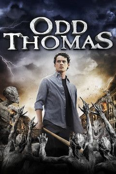 Odd Thomas movie poster.