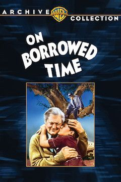 On Borrowed Time movie poster.