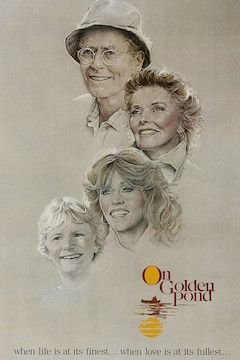 Poster for the movie On Golden Pond
