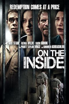 On the Inside movie poster.
