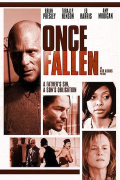 Poster for the movie Once Fallen