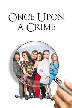 Once Upon a Crime ... movie poster.