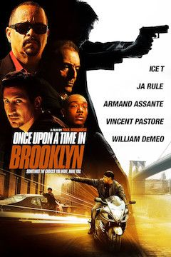 Once Upon a Time in Brooklyn movie poster.