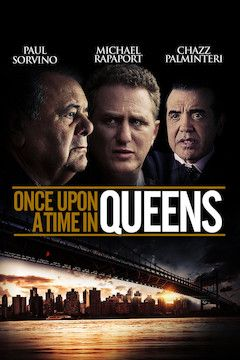 Once Upon a Time in Queens movie poster.