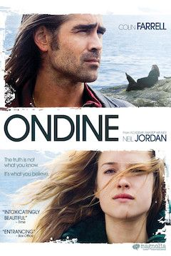 Ondine movie poster.