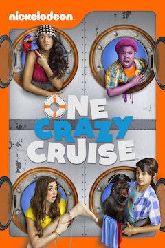 One Crazy Cruise movie poster.
