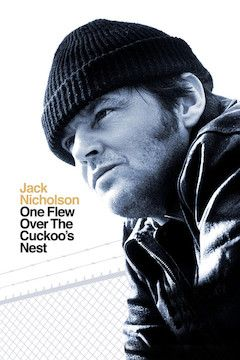 One Flew Over the Cuckoo's Nest movie poster.