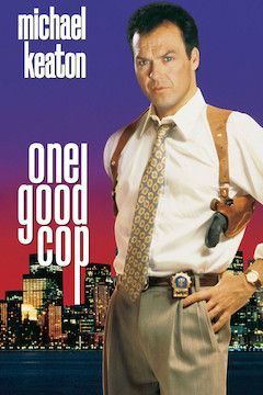 One Good Cop movie poster.