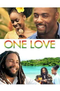 One Love movie poster.