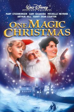 One Magic Christmas movie poster.