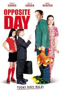 Opposite Day movie poster.