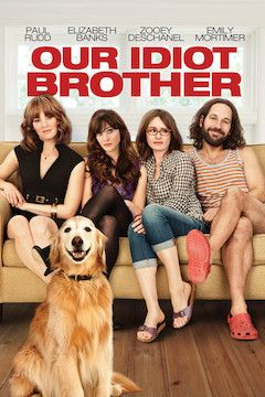 Our Idiot Brother movie poster.