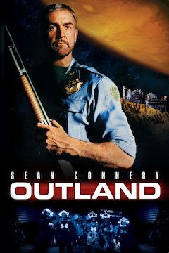 Poster for the movie Outland