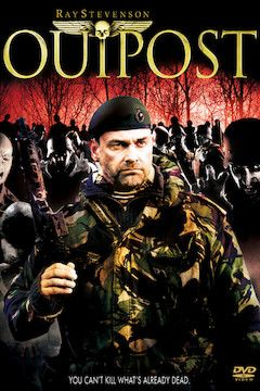 Outpost movie poster.