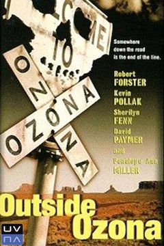 Outside Ozona movie poster.