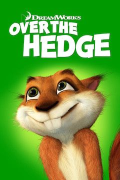 Over the Hedge movie poster.