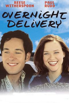 Overnight Delivery movie poster.