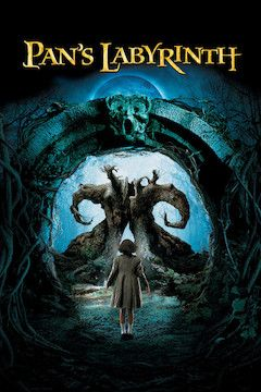 Pan's Labyrinth movie poster.