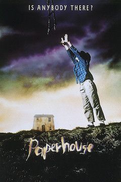 Poster for the movie Paperhouse