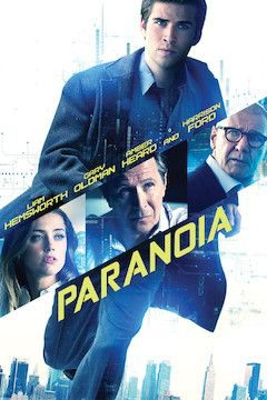 Paranoia movie poster.