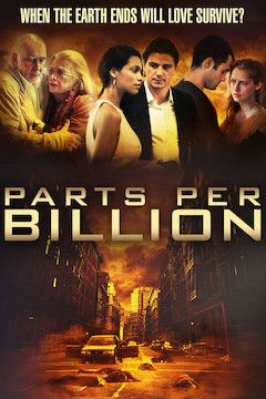 Parts Per Billion movie poster.