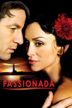 Passionada movie poster.