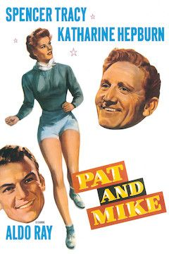 Pat and Mike movie poster.