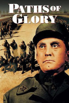 Paths of Glory movie poster.