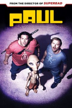 Poster for the movie Paul
