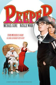 Poster for the movie Peeper