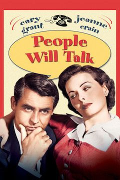People Will Talk movie poster.