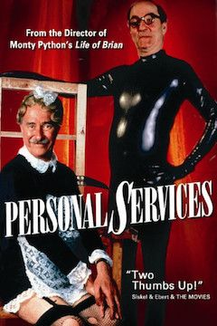 Poster for the movie Personal Services