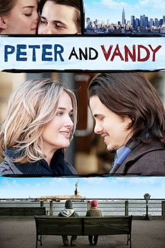 Peter and Vandy movie poster.