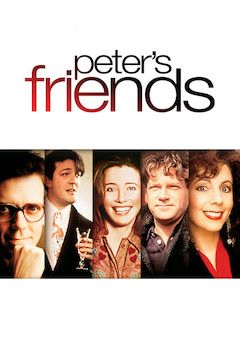Peter's Friends movie poster.