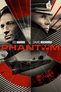 Phantom movie poster.