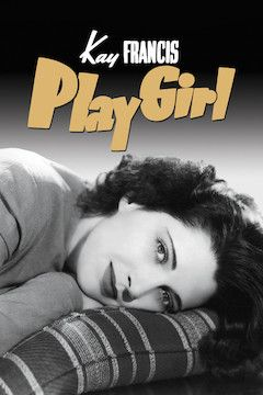 Play Girl movie poster.